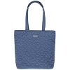 Disney Vera Bradley Bag - Microfiber Mickey Grey - Tote