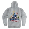 Disney Adult Zip Hoodie - Magic Kingdom 45th Anniversary