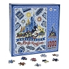 Disney Puzzle - Magic Kingdom 45th Anniversary - 1000 Pieces