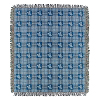 Disney Throw Blanket - Woven Mickey Face Plaid