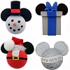 Disney Antenna Topper - 2016 Holiday 4 pack