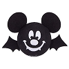 Disney Antenna Topper - Halloween Mickey Mouse Black Bat