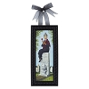 Disney Framed Giclee - The Haunted Mansion Headstone Stretch Painting