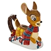 Disney Creamer - Mickey & Friends Warm Winter Wishes - Bambi