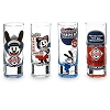 Disney Shot Glass Set - California Adventure -Oswald and Ortensia