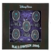 Disney Pin SET - Halloween 2016 - Haunted Mansion Keys - 5 Pin Set