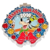 Disney Resort Holidays Pin 2016 - All Star Goofy
