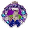 Disney Resort Holidays Pin 2016 - Saratoga Springs Maximus the Stallion