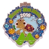 Disney Resort Holidays Pin 2016 - Vero Beach Squirt the Turtle