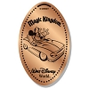 Disney Pressed Penny - Minnie in Racecar