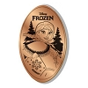 Disney Pressed Penny - Frozen Anna with Trees