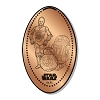 Disney Pressed Penny - Star Wars - C-3PO BB-8 R2-D2