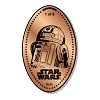 Disney Pressed Penny - Star Wars - R2-D2 - 1 of 8