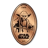 Disney Pressed Penny - Star Wars - Yoda - 3 of 8