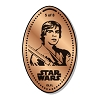 Disney Pressed Penny - Star Wars - Han Solo - 5 of 8