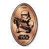Disney Pressed Penny - Star Wars - Stormtrooper - 7 of 8