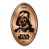 Disney Pressed Penny - Star Wars - Darth Vader - 8 of 8