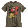 Disney ADULT Shirt - The Incredibles - Mr. Incredible Tee