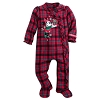 Disney Infant Holiday Onesie - Santa Minnie Mouse