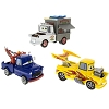 Disney Racers - Cars Mater-Rama Die-Cast Set of 3