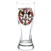Disney Epcot Mickey Flags Mini Glass