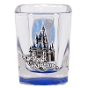 Disney World Shot Glass - Magic Kingdom - Mickey and Walt