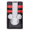 Disney Wallet - Mickey Mouse Stack Wallet - Red & Black