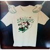 Disney Child Shirt - Christmas Mickey and Minnie Sled Disney Springs
