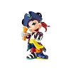 Disney by Britto Figure - Mickey Mouse Pirate