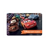 Disney Collectible Gift Card - Cars - On the Speedway