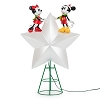 Disney Christmas Tree Topper - Mickey and Minnie Light-Up - 2016