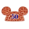 Disney Anniversary Pin - Disneyland - 50th Anniversary
