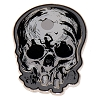 Disney Haunted Mansion Pin - Hatbox Ghost - Skull