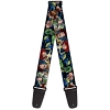 Disney Guitar Strap - Toy Story Buzz Woody Rex Ham & gang