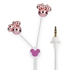 Disney Earbuds - Minnie Mouse Icons - Pink