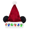 Disney Santa Christmas Holiday Hat - Mickey Mouse Light-Up