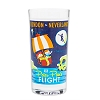 Disney Tumbler Glass - Peter Pan's Flight - Retro Glass Tumbler