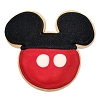 Disney Prepared Food - Boardwalk - Mickey Mouse Cookie