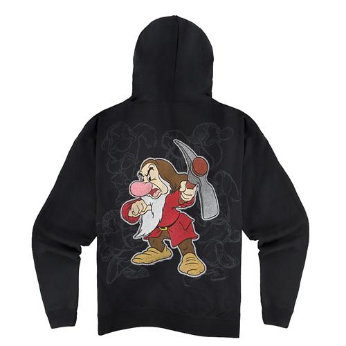 Disney grumpy hoodie