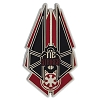 Disney Star Wars Pin - TIE Striker - Rogue One: A Star Wars Story