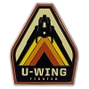 Disney Star Wars Pin - U-Wing - Rogue One: A Star Wars Story