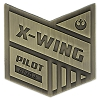 Disney Star Wars Pin - X-Wing Pilot