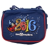 Disney Small Pin Bag - 2016 Logo - Sorcerer Mickey Mouse
