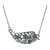 Disney Cecilie Melli Necklace - Chiara Montana - Blue