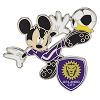 Disney Mickey Pin - MLS - Soccer Player - Orlando City