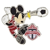 Disney Mickey Pin - MLS - Soccer Player - Toronto FC