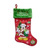 Disney Christmas Stocking - Santa Mickey Mouse with Ornaments
