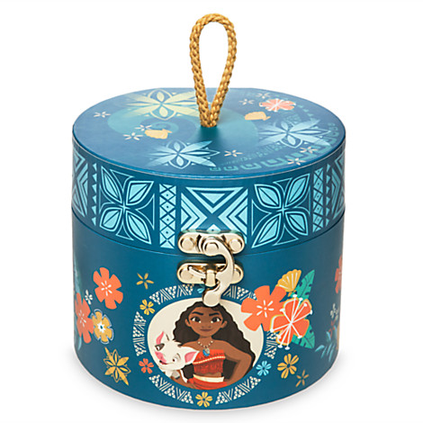 your wdw store disney trinket box moana musical