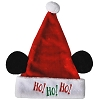 Disney Mickey Mouse Ears Santa Hat - Ho Ho Ho!