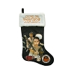 Disney Christmas Stocking - STAR WARS - Rey and Finn Chewy BB-8